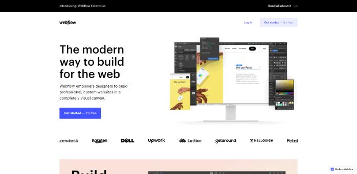 Webflow as a Wix Alternative